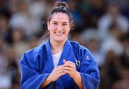 Dez meses após bronze olímpico, Mayra Aguiar volta com ouro no México