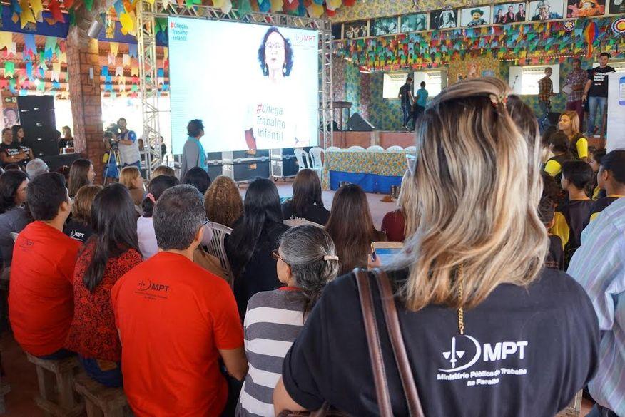MPT fiscaliza trabalho infantil no São João de CG e diz que 89 mil crianças são exploradas na PB