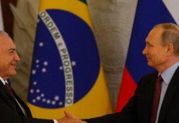 'Acordo de Temer com a Rússia é fruto da era Lula', diz especialista