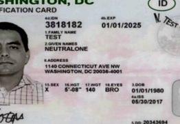 WASHINGTON DC: Foi autorizado o gênero neutro em carteiras de motorista
