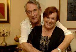 Nicette Bruno fala sobre a morte do marido Paulo Gourlat