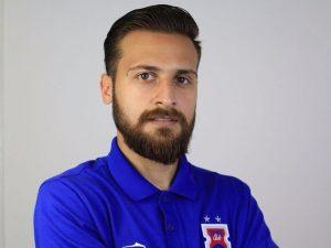 pessalli 300x225 - VEJA VÍDEO: ex-jogador do Grêmio morre em acidente de carro aos 26 anos de idade
