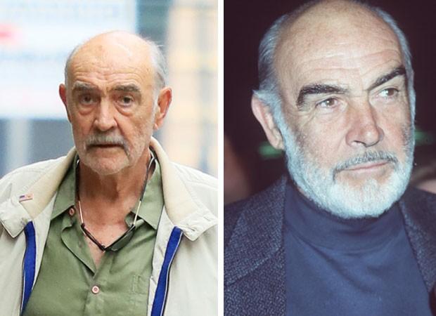 Após mais de dez anos de aposentadoria Sean Connery reaparece em Nova York