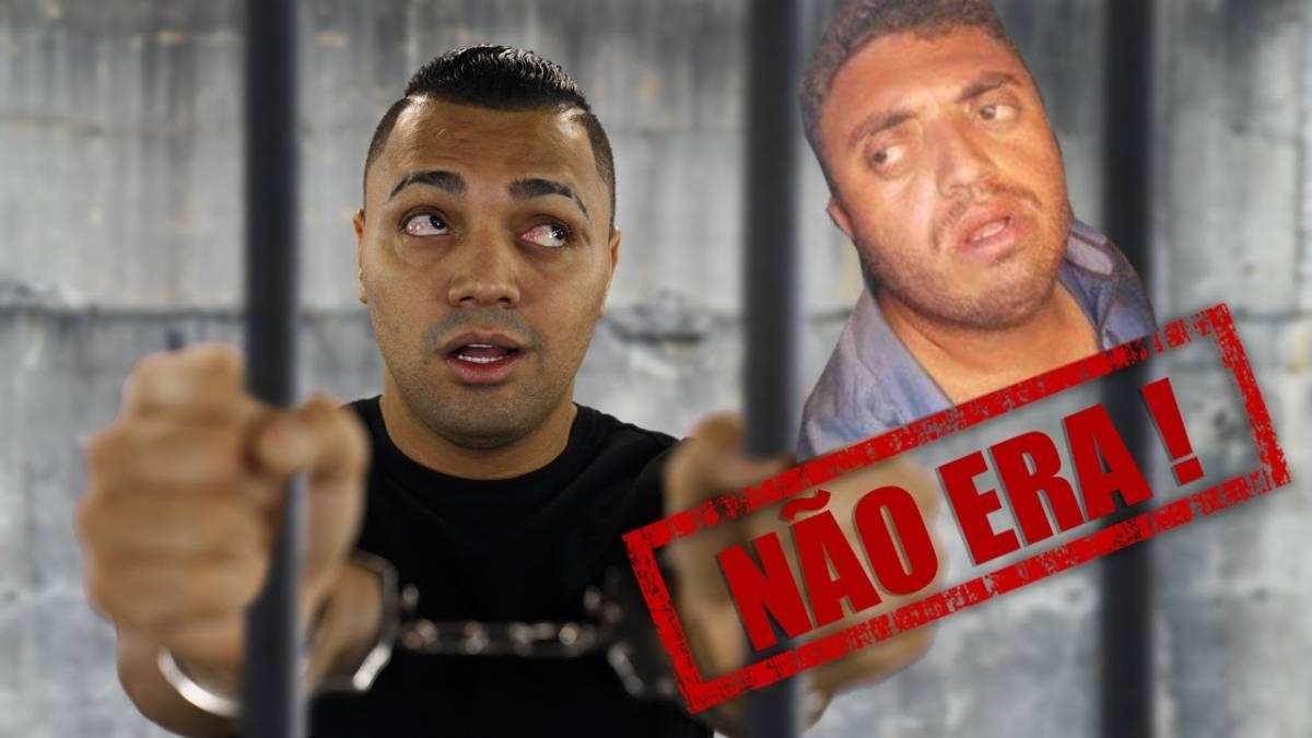 VEJA VÍDEO: Tirulipa faz piada e lança música sobre boato de que teria sido preso