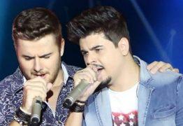 Bomba é lançada em palco durante show de Zé Neto e Cristiano