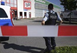 Atirador mata 1 e fere 3 em boate na Alemanha e é morto pela polícia