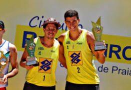Álvaro e Saymon levam o bronze na etapa da Suíça do Circuito Mundial