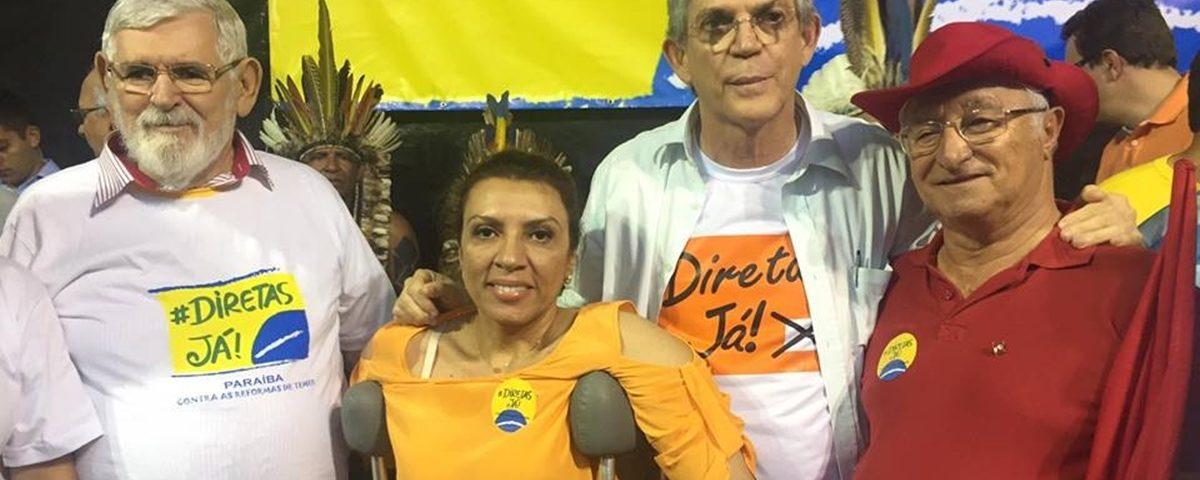 governador ricardo coutinho - O governador Ricardo Coutinho (PSB) enalteceu, neste sábado (19) a força do Partido Socialista Brasileiro na Paraíba e garantiu que o seu sucessor sai
