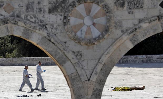 israel - Israel proíbe homens abaixo dos 50 de acessarem Cidade Velha de Jerusalém