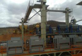 Mineradora investe 300 milhões de dólares em Pedra Branca e vai gerar 1,1 mil empregos