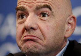 Presidente da Fifa não garante Copa das Confederações em 2021