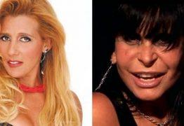 Rita Cadillac esclarece rivalidade com Gretchen
