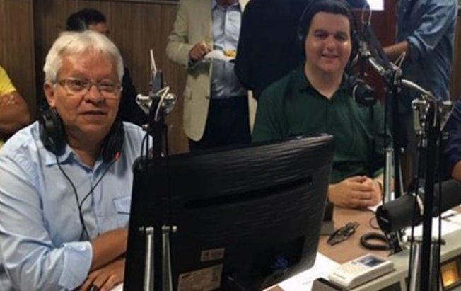 Jornalista Wellington Farias deixa a 98 FM Correio e deve ir para a Arapuan