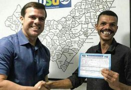 VEJA VÍDEO: Papa-Capim se filia ao PSD para concorrer em 2018