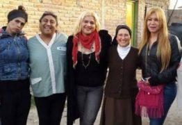 Freira argentina que ajuda mulheres transgênero tem aprovação do Papa