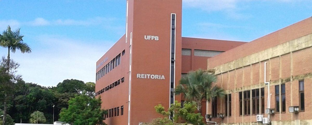 UFPB Reitoria 1200x480 - MPF denuncia falso professor do curso de Ciências das Religiões da UFPB