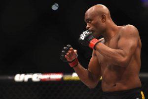 anderson silva 300x200 - UFC oficializa retorno de Anderson Silva