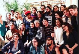 Apartamento de Paula Lavigne e Caetano une políticos e artistas pelo 'Fora, Temer'