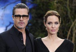 Brad Pitt fica irritado após Angelina Jolie levar um dos filhos do casal para festa