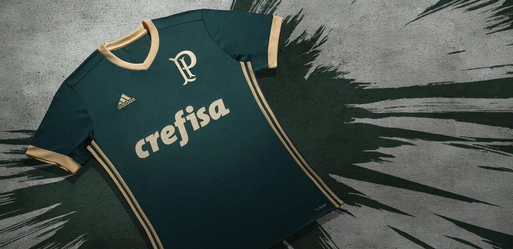 Palmeiras lança terceira camisa inspirada na Arrancada Heroica