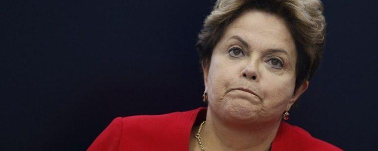 dilma 1 e1504183371891 - 'A responsabilidade deste colapso é deMichel Temer', diz ex-presidente Dilma em nota divulgada nesta tarde