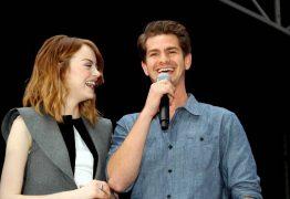 Emma Stone e Andrew Garfield estão 'cada vez mais próximos' e aumenta expectativa de voltar o romance