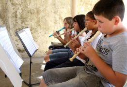PMJP: Projeto de educação musical para crianças e jovens ganha terceira unidade na capital