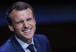 Redes sociais criticam que presidente francês gasta muito com maquiagem