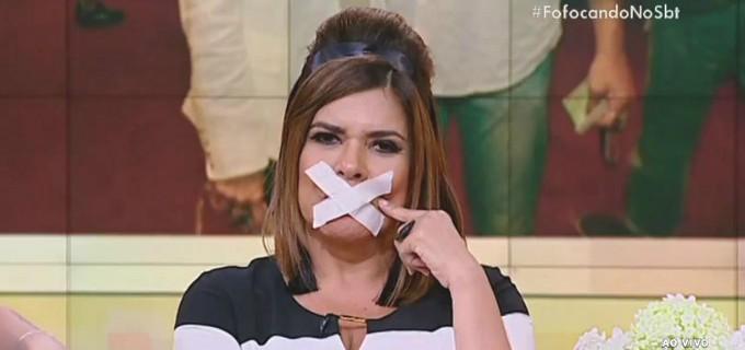 mara 3 - Mara Maravilha chora após ser chamada de homofóbica