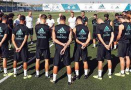 Barcelona e Real Madrid fazem minuto de silêncio em treinos para vítimas de atentado