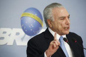 temer2 300x200 - Temer planeja medidas para instituir o parlamentarismo no Brasil