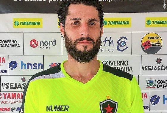 Jonas deve estrear pelo Botafogo-PB contra o Remo