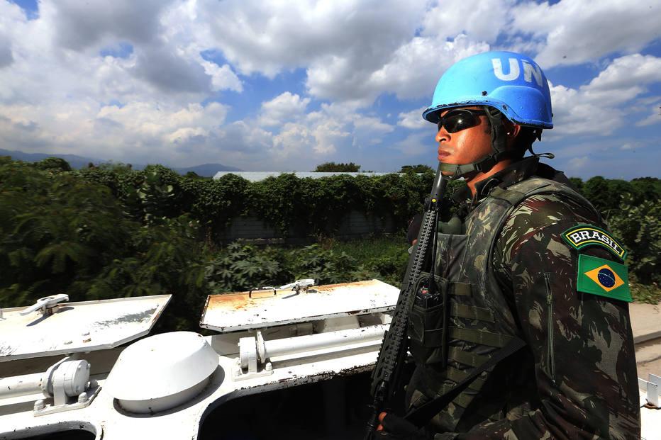 1503920162208 - Após deixar o Haiti, Brasil é convidado para nova missão de paz