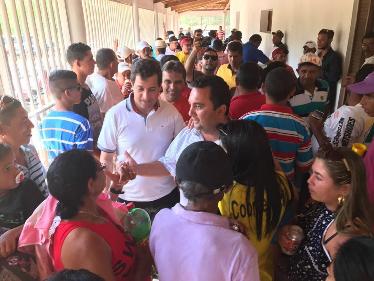 WhatsApp Image 2017 09 10 at 17.19.33 - GM's: Deputados visitam cidades da Paraíba em busca de apoio político