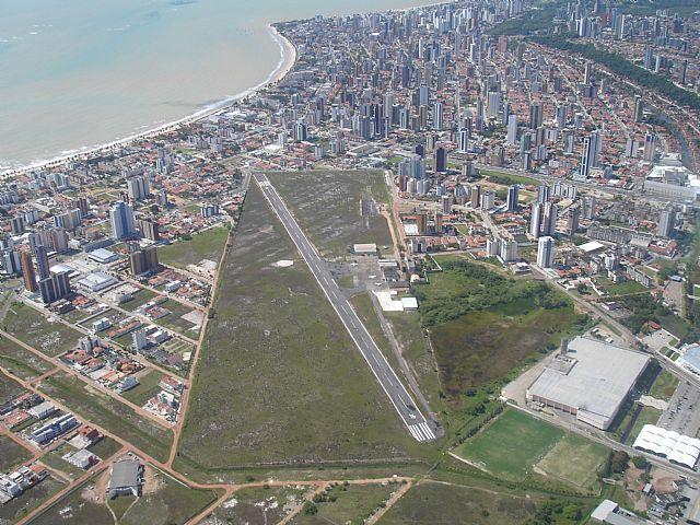aeroclube 2 - Aeroclube deve doar mais de 80% do terreno para Prefeitura de João Pessoa construir parque