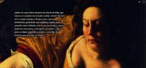 artemisia 3 300x141 - Pintora renascentista vingou-se de seu estuprador em quadro - VEJA GALERIA