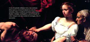artemisia 5 300x141 - Pintora renascentista vingou-se de seu estuprador em quadro - VEJA GALERIA