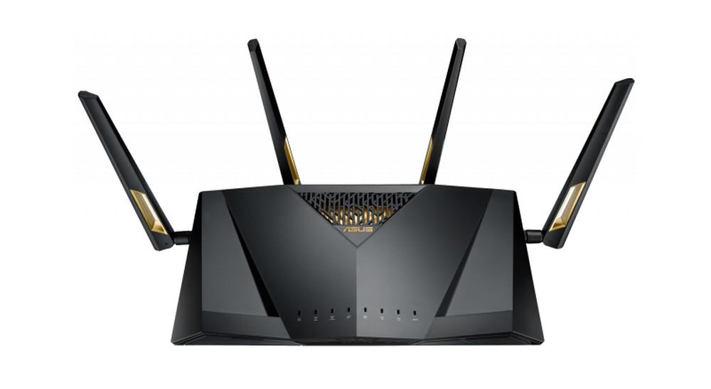 asus rt ax88u - Empresa anuncia roteador que deixa internet 4 vezes mais rápidas