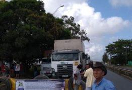 GREVE DOS CAMINHONEIROS: Protestos seguem nesta sexta-feira em João Pessoa