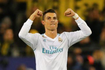 Cristiano Ronaldo é eleito atleta mais popular do mundo