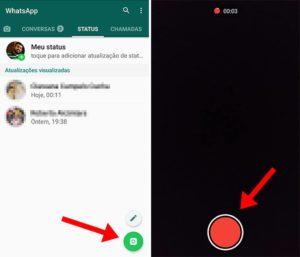 grave um video bloqueado a camera e com a musica ao fundo 300x257 - Aprenda como postar uma música no status do Whatsapp