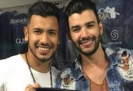Separados no nascimento: Andrés Rios, do Vasco, conhece Gusttavo Lima