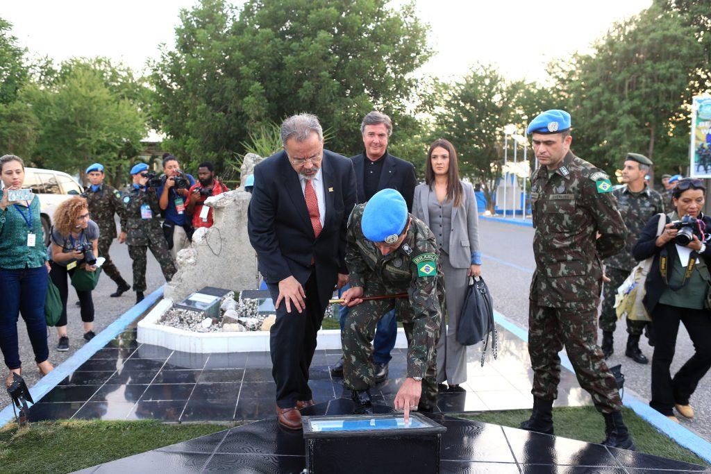 haiti fim 1024x683 - Após deixar o Haiti, Brasil é convidado para nova missão de paz