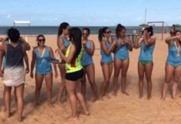 Paraibanos ganham 3ª etapa do Brasileiro de Handebol de Areia