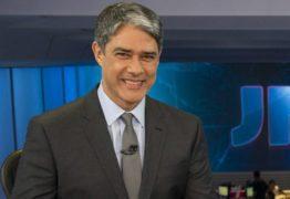 Globo anuncia substituo de William Bonner no JN