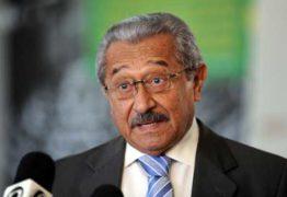 José Maranhão afirma não temer disputa com Luciano Cartaxo em 2018