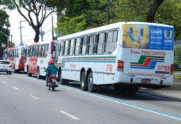 Passagem de ônibus terá aumento na próxima segunda-feira e subirá para R$3,55