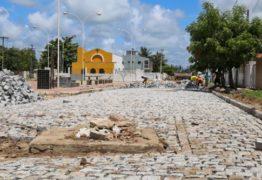 Por irregularidades, licitação para pavimentação de ruas em Cabedelo é suspensa