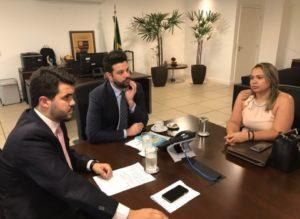 wilson filho 300x219 - Wilson Filho se reúne com Governo Federal para tratar Zona Franca do Semiárido