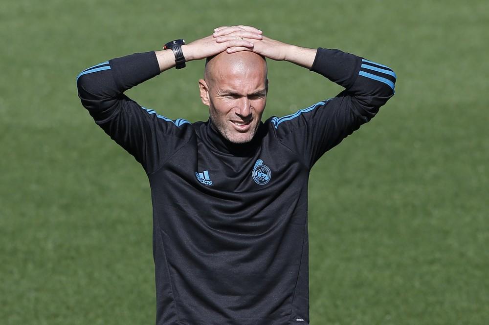 zidane treino - Cristiano Ronaldo estreia na Champions em busca do tri